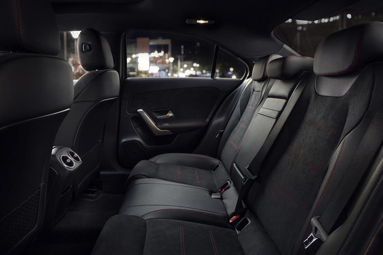 Mercedes Benz A CLASS A200 Sport Premium 4dr Auto