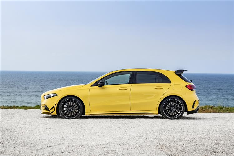 A CLASS AMG HATCHBACK SPECIAL EDITIONS Image