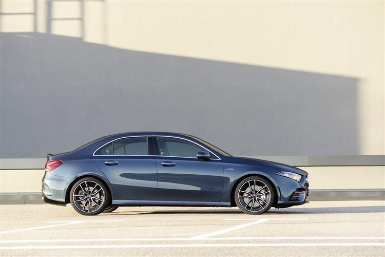 A CLASS AMG SALOON SPECIAL EDITIONS Image
