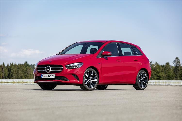 Mercedes-Benz B CLASS HATCHBACK B250e AMG Line Premium 5dr Auto