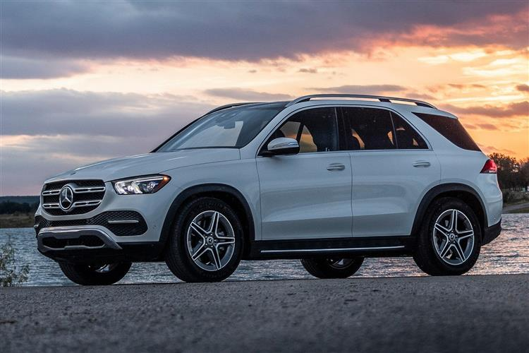 GLE DIESEL COUPE Image