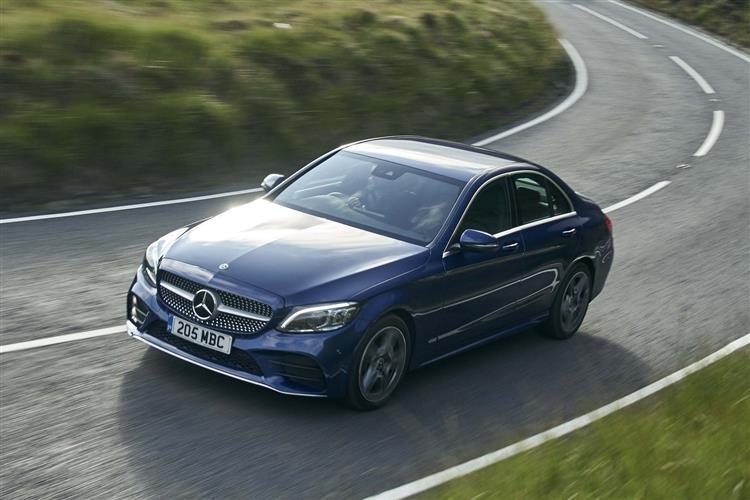 Mercedes Benz C CLASS C200 Sport Edition 4dr 9G-Tronic