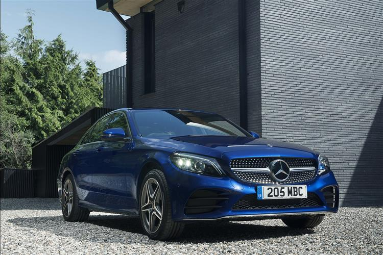 Mercedes-Benz C CLASS SALOON SPECIAL EDITIONS C300 AMG Line Night Edition Premium 4dr 9G-Tronic