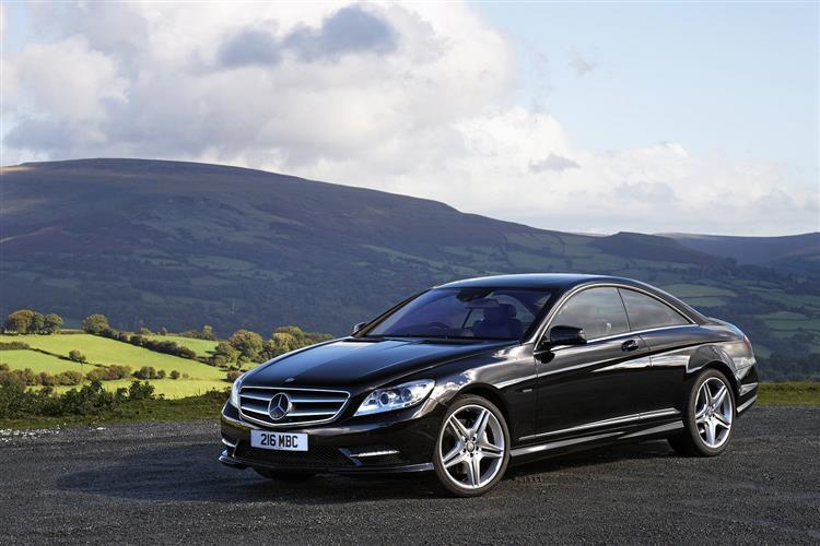 Car Review | 209260 | mercedes-benz-cl-class-(2007-2010