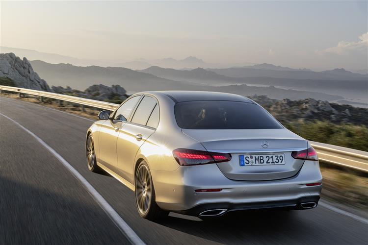 Mercedes Benz E CLASS E300de AMG Line Premium 4dr 9G-Tronic