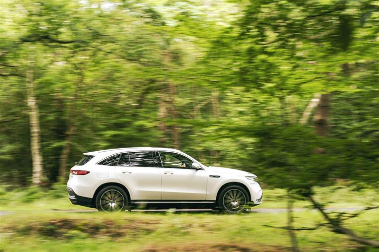 Mercedes Benz EQC 300kW AMG Line 80kWh 5dr Auto
