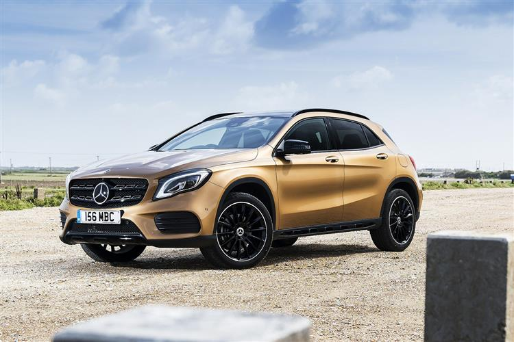 Mercedes-Benz GLA HATCHBACK GLA 200 AMG Line Edition Plus 5dr