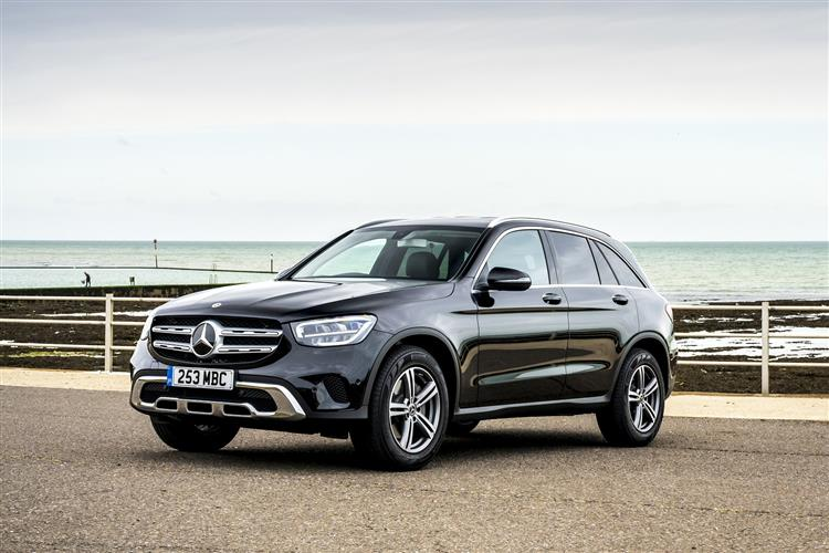 MERCEDES-BENZ GLC AMG ESTATE SPECIAL EDITION GLC 63 S 4Matic+ Night Edition Premium Pls 5dr MCT