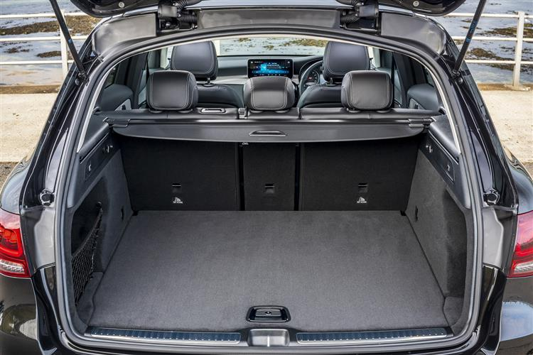 Mercedes Benz GLC COUPE GLC 220d 4Matic AMG Line Premium 5dr 9G-Tronic
