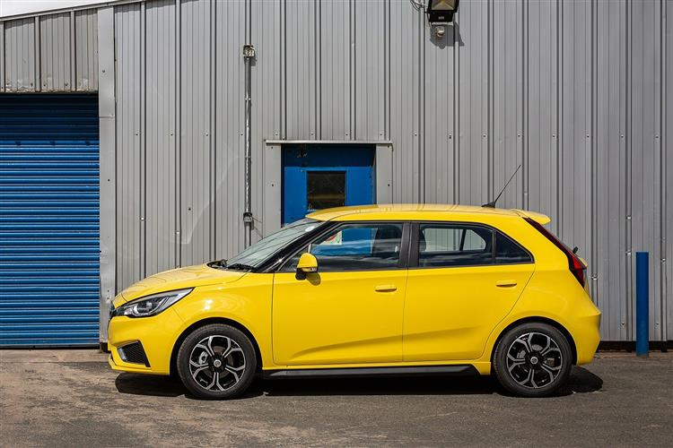 New MG3 review
