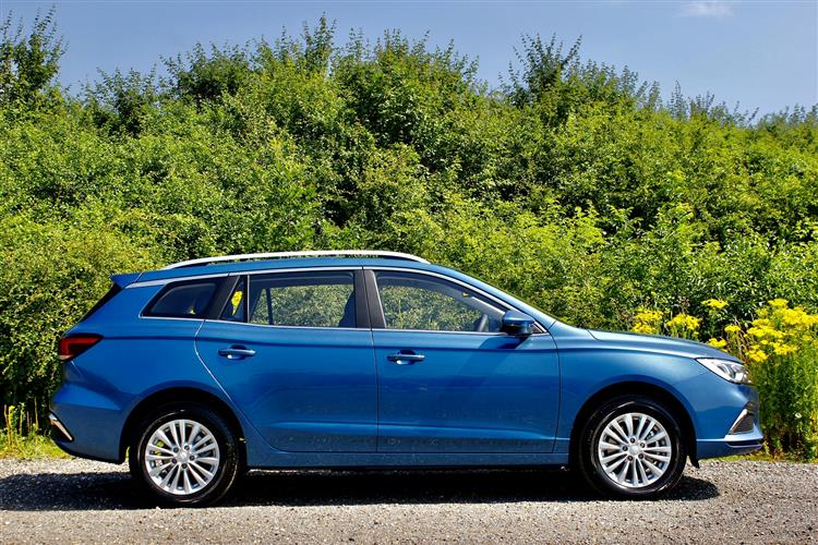 MG Mg5 115kW Exclusive EV 53kWh 5dr Auto Electric Estate