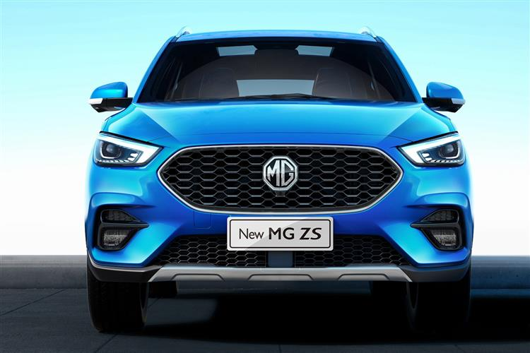 MG Zs 1.5 VTi-TECH Excite 5dr Petrol Hatchback