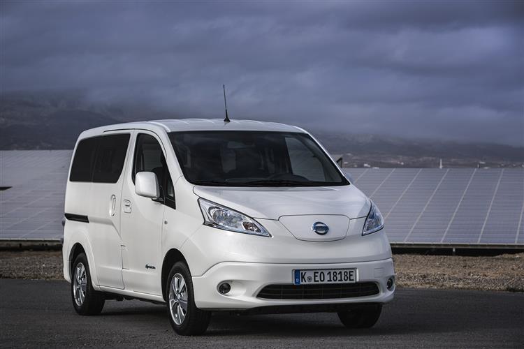 Nissan e-NV200 COMBI ELECTRIC ESTATE 80KW Visia 40kWh 5dr Auto 50kWCh [7 Seat]