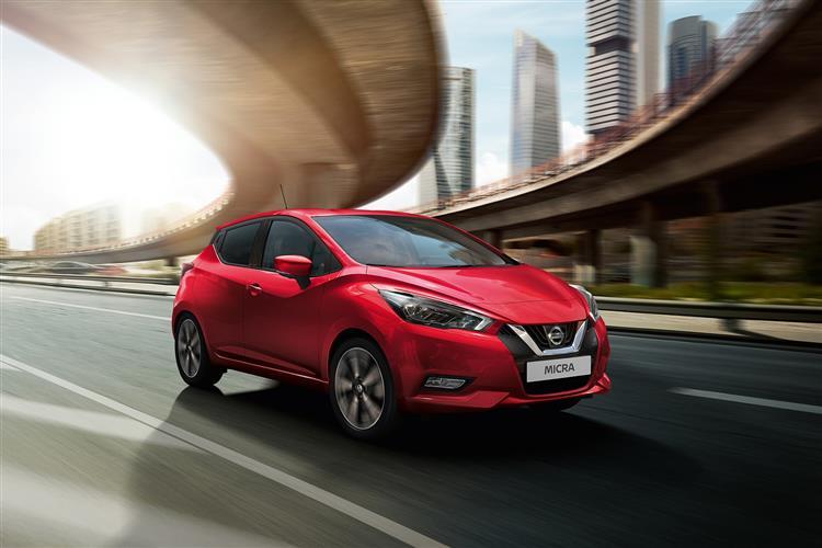 Nissan Micra 1.0 IG-T 100 Acenta 5dr Petrol Hatchback
