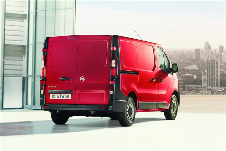 Nissan Nv300 30 L1 Diesel 2.0 dCi 145ps H1 Tekna Van Auto
