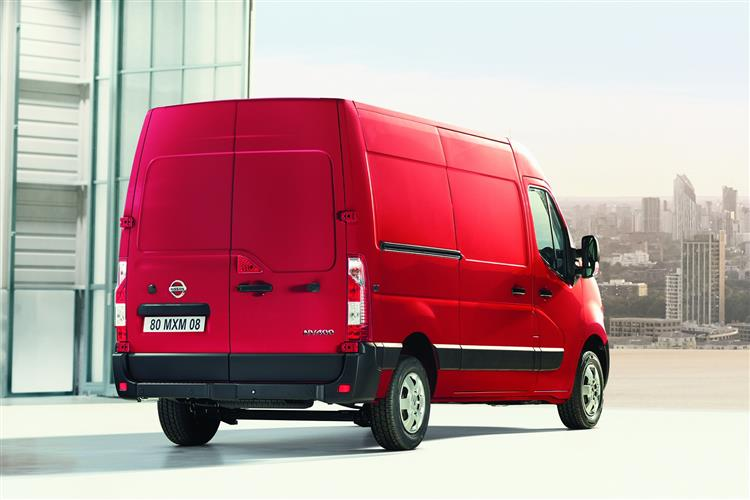 Nissan Nv400 F33 L1 Diesel 2.3 dci 150ps H1 Acenta Van Auto
