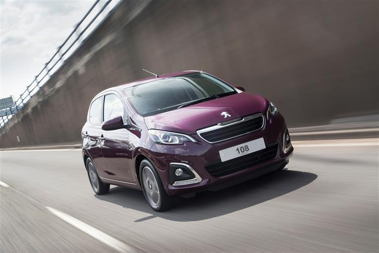Peugeot 108 1.0 Collection 5dr image 1