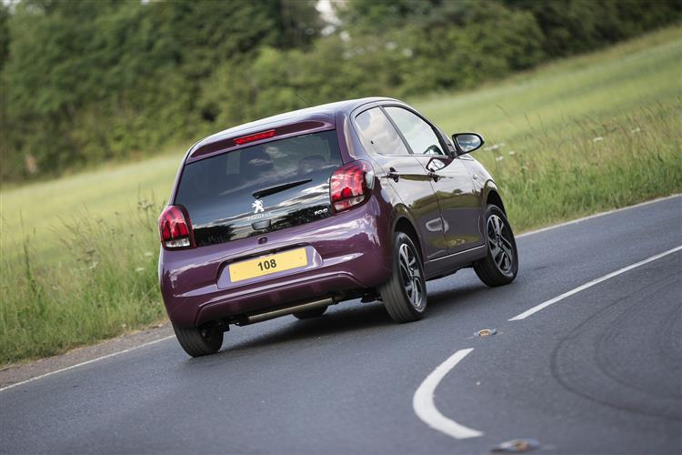 Peugeot 108 1.0 Collection 5dr image 6