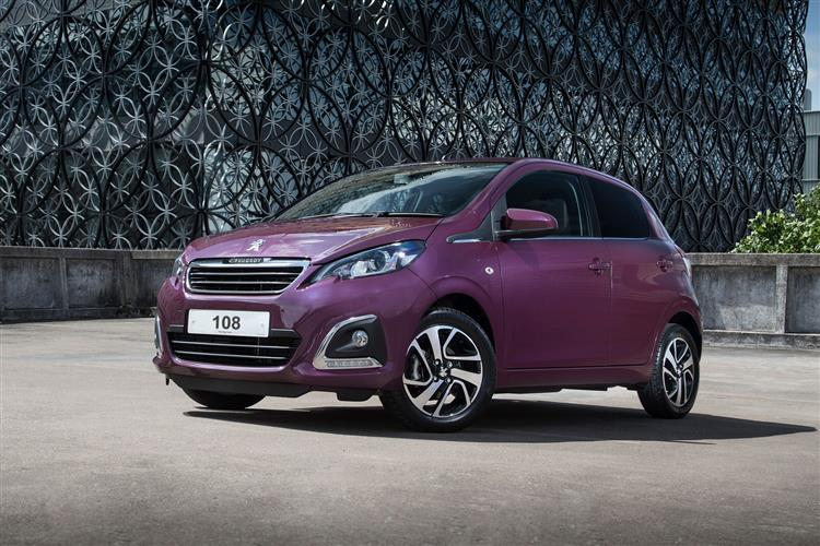 Peugeot 108 1.0 Collection 5dr image 7