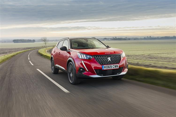 Peugeot 2008 SUV 100kW Active 50kWh 5dr Auto image 15
