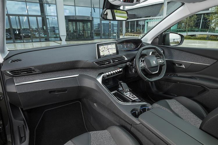 Peugeot 3008 SUV 1.2 Puretech Active 5dr EAT6 image 8