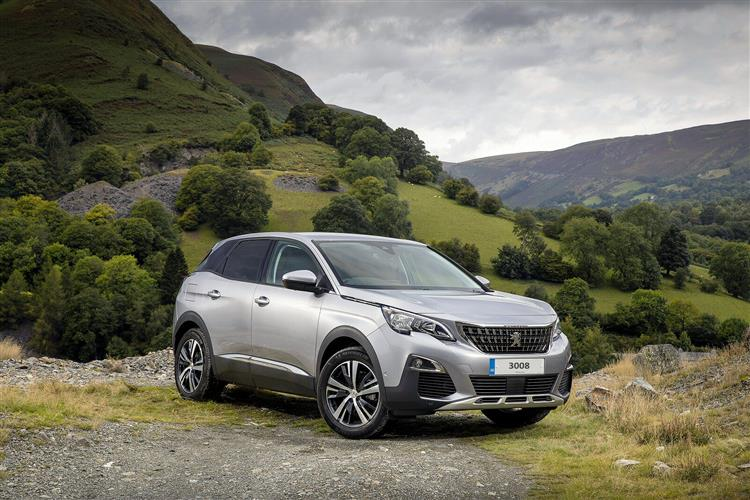 Peugeot 3008 SUV 1.5 BlueHDi Active 5dr image 1