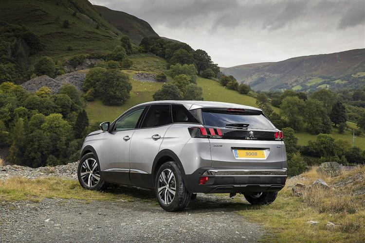 Peugeot 3008 SUV 1.5 BlueHDi Active 5dr image 2