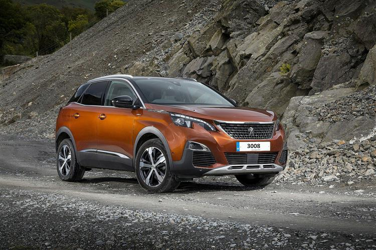 Peugeot 3008 SUV 1.5 BlueHDi Active 5dr image 3