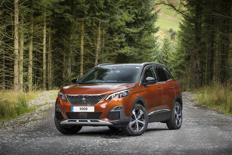 Peugeot 3008 SUV 1.5 BlueHDi Active 5dr image 4