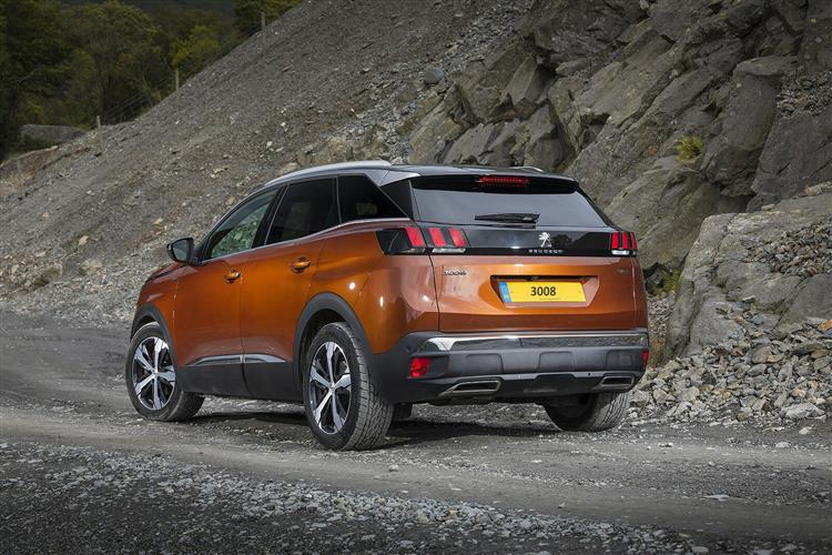 Peugeot 3008 SUV 1.5 BlueHDi Active 5dr image 5