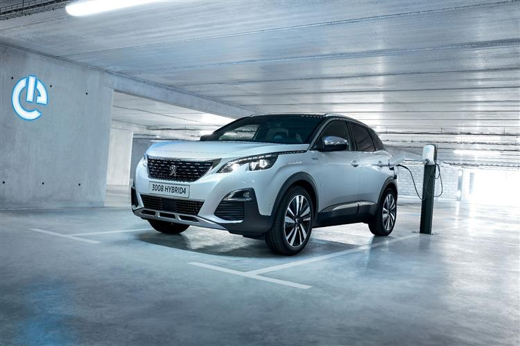 Peugeot 3008 SUV 1.5 BlueHDi Active 5dr image 7