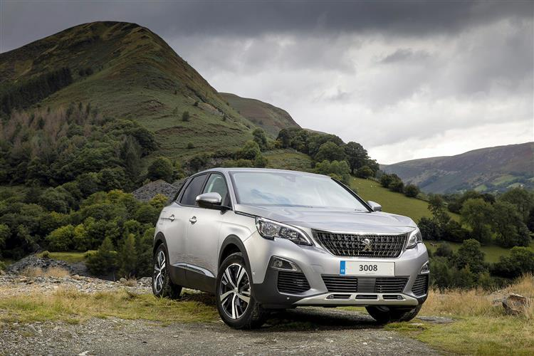Peugeot 3008 SUV 1.5 BlueHDi Active 5dr image 9