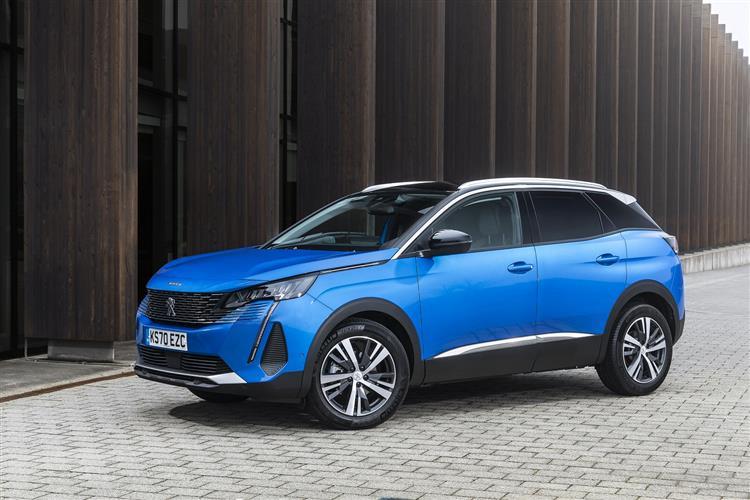 Peugeot 3008 SUV GT Line Premium 1.5 BlueHDi 5dr image 2