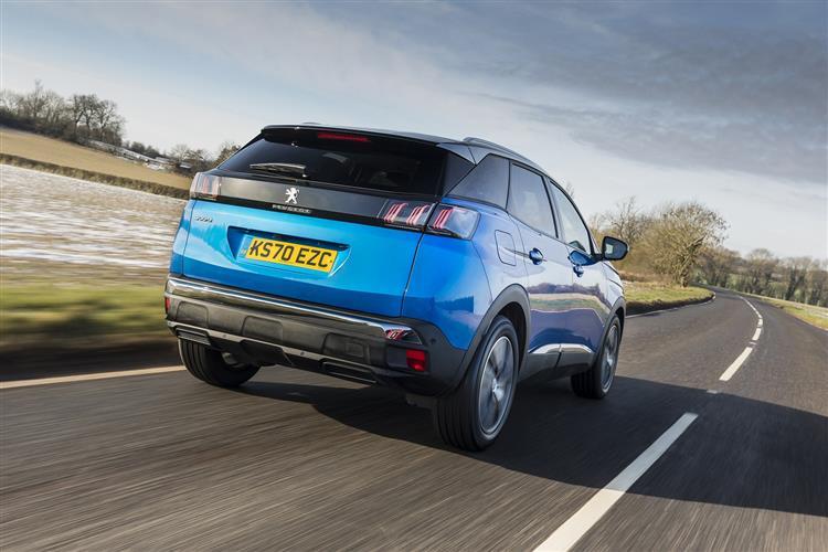 Peugeot 3008 SUV GT Line Premium 1.5 BlueHDi 5dr image 6