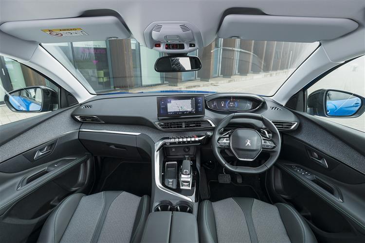 Peugeot 3008 SUV GT Line Premium 1.5 BlueHDi 5dr image 10