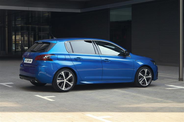 Peugeot 308 1.2 PureTech 110 Active 5dr [6 Speed] image 1