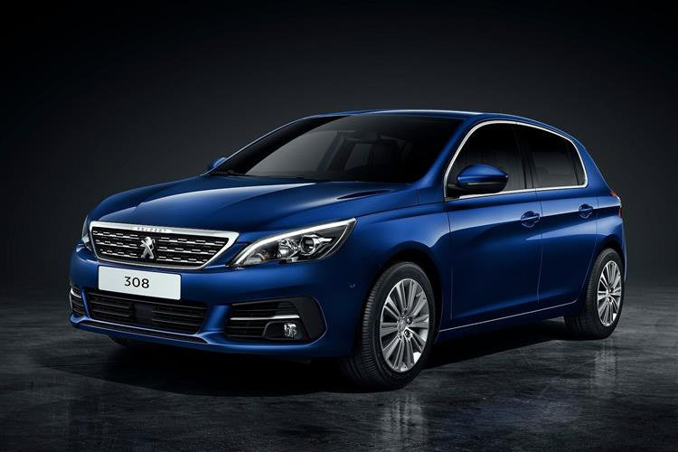 Peugeot 308 1.2 PureTech 130 Tech Edition 5dr EAT8 image 2 thumbnail