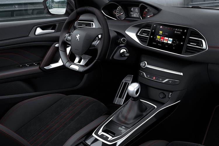 Peugeot 308 1.2 PureTech 130 Allure 5dr [Digital i-Cockpit] image 10