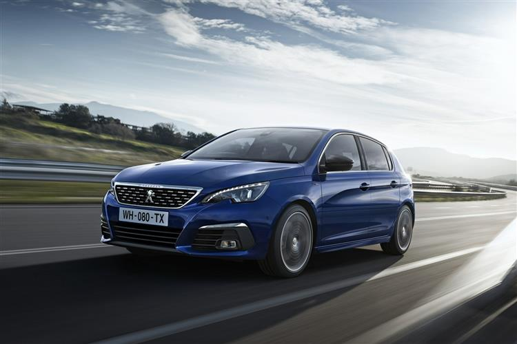 Peugeot 308 SW 1.5 BlueHDi 130 Active 5dr EAT8 image 1 thumbnail