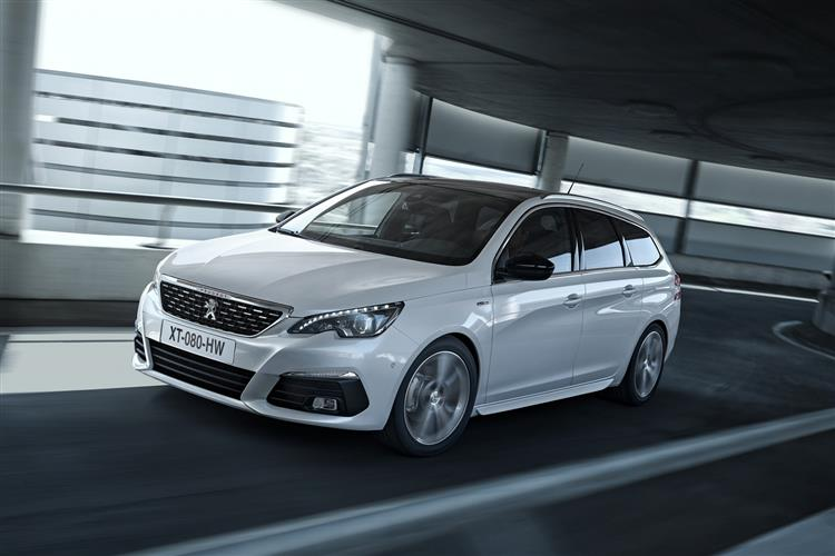 New Peugeot 308 SW review