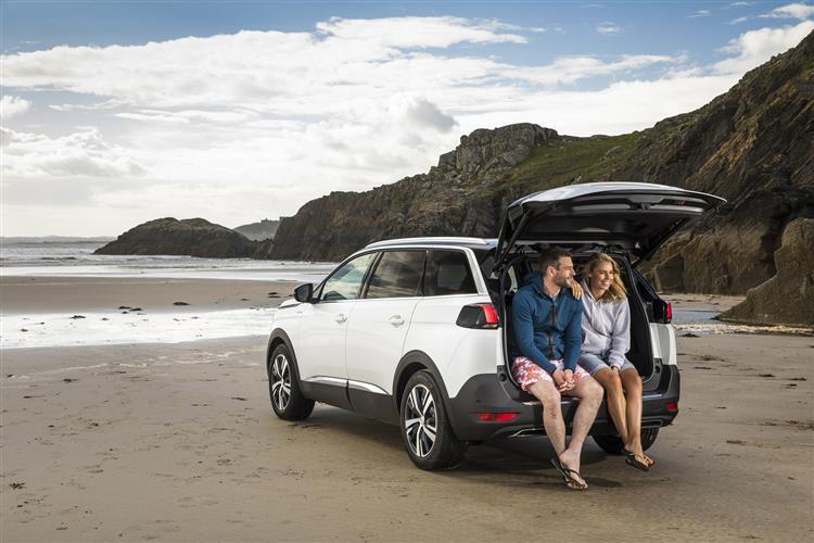 Peugeot 5008 SUV GT Line Premium 1.2 PureTech 5dr image 5