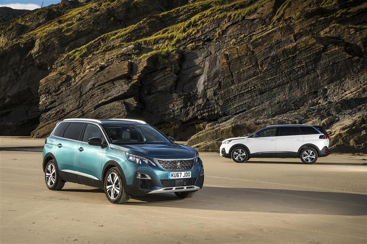 Peugeot 5008 SUV GT Line Premium 1.2 PureTech 5dr image 7
