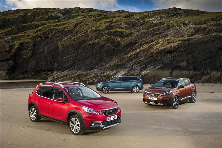 Peugeot 5008 SUV GT Line Premium 1.2 PureTech 5dr image 8