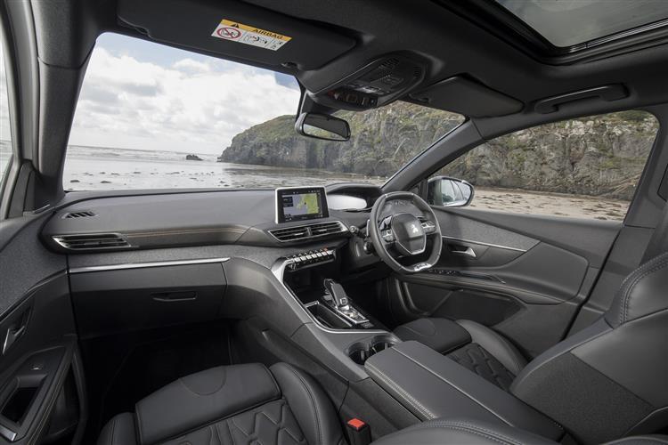 Peugeot 5008 SUV GT Line Premium 1.2 PureTech 5dr image 12