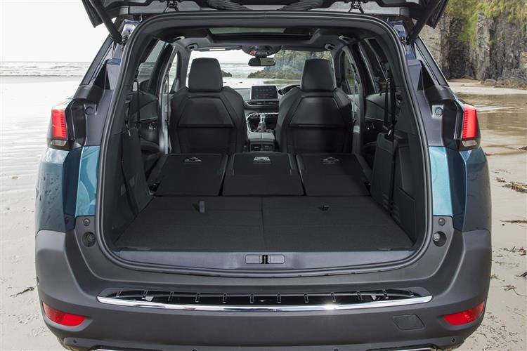 Peugeot 5008 SUV 1.2 PureTech Allure 5dr image 13