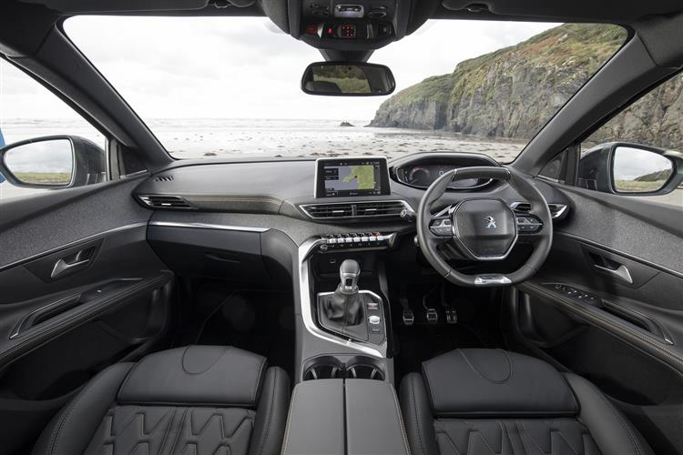 Peugeot 5008 SUV GT Line Premium 1.2 PureTech 5dr image 14