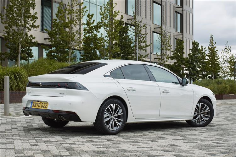 Peugeot 508 1.2 PureTech Allure 5dr EAT8 Petrol Hatchback
