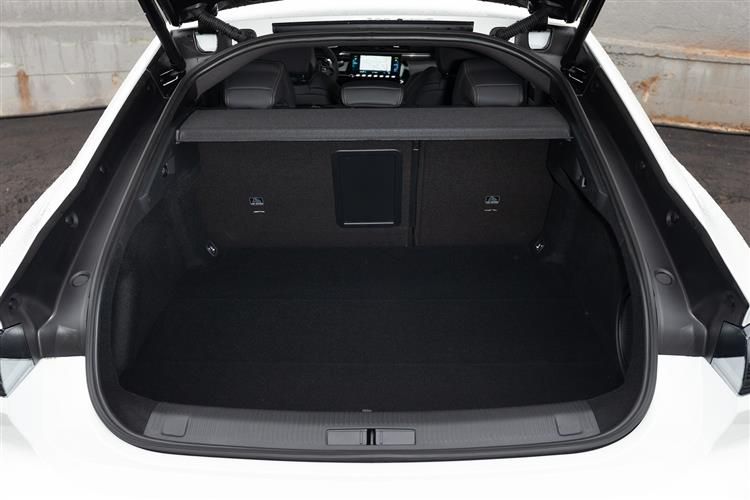 Peugeot 508 SW 1.6 Hybrid Allure 5dr e-EAT8 image 10