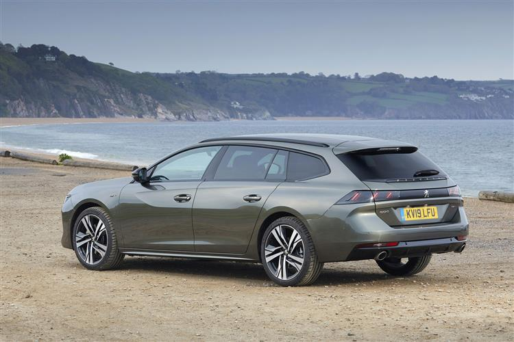 Peugeot 508 SW - From £1999 Advance Payment image 1
