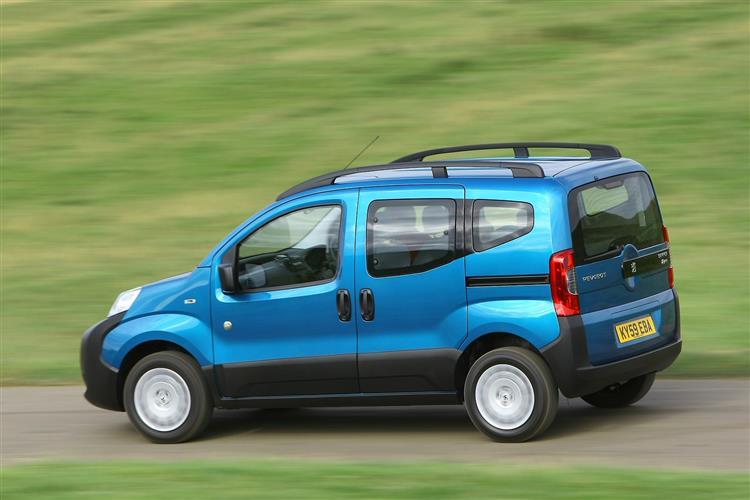 New Peugeot Bipper Tepee (2009 - 2013) review